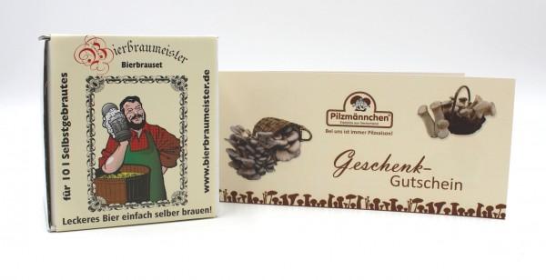 Bierbrau-Geschenk-Set