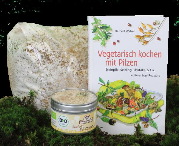 Feinschmecker-Genuss Austernseitling